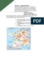 France a Short Presentation