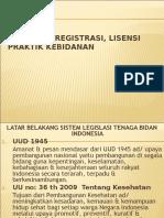 lisensi praktek kebidanan