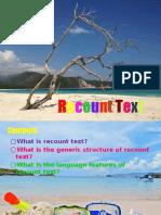 Recount - Rizqiyah S.pptx