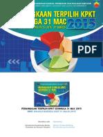 Buku Perangkaan 31Mac2015