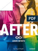 After 5. Amore Infinito (Italian Edition)