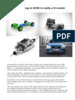 Volvo Tri Motor