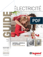 Guide de l Electricite Legrand