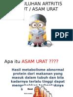 ASAM URAT