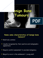 Benign Bone Tumours Lecture (1).ppt