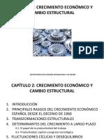 Tema 2. Economía Española 2015-2016