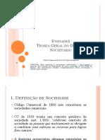 Slides Direito Societário