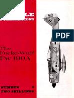 No. 03 the Focke-Wulf Fw 190a