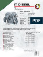 3sa320 Detroit Diesel