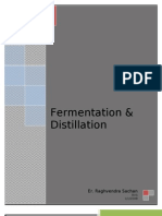 Fermentation & Distillation