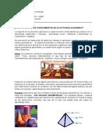 Modelo de Clase Teoria Constructivista Piaget, Ausubel, Novak, Vigotsky