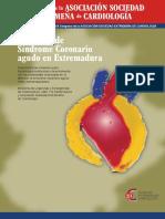 Protocolo Sindrome Coronario Agudo Extremadura
