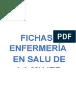 Fichas Farmacológicas - Subgrupo 3