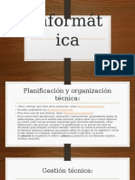 Inform á Tica