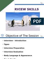 Interview Skills 2015