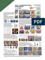 U1- Fujihara-70 Bead Poster A4 Size Opt