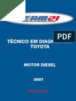 TEAM21 Motor Diesel