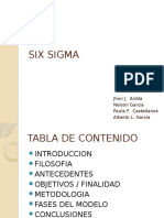 Seis Sigma (Six Sigma)