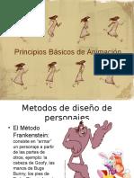 Principios Básicos de Animación