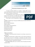 Contabilidade - Fórmula de Demonstração do Resultado do Exercício - DRE