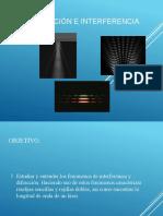 P14 Difracción e Interferencia