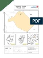 Información Estadística Territorial Urrea de Jalon 09/04/2010.