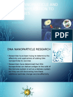 dna nanoparticle and their application to drug delivery