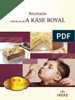 Recetario Mella Käse Royal