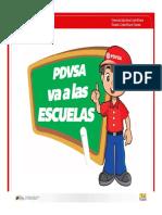 Presentacion Pdvsa Va a Las Escuelas Costa Afuera Abril 2016