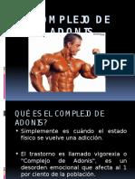 Complejo de Adonis