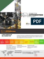 Motor Industrial. Subsector Automotriz