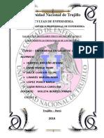 Informe Características Del Recien Nacido
