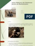 Explotacion de Los Minerales Corrosion
