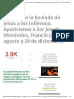 Relatos de la Enviada de Jesús a los Infiernos_ Apariciones a Sor Josefa Menéndez, Francia (25 de agosto y 29 de diciembre) » Foros de la Virgen María.pdf