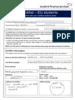 EDMUNDO - Certifier Checklist + ID Card