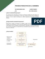 Simulacion de Procesos Productivos en La Ingenieria de Metodos