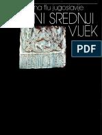 Rani Srednji Vijek - Umjetnost na tlu jugoslavije