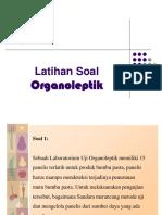 8. Latihan Soal Organoleptik 260914