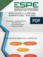 El Romanticismo - Realismo