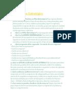 Formulación Estratégica. Semana 8 Gerencia Estrategica