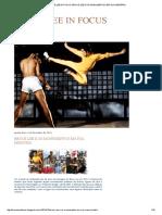 Bruce Lee in Focus_ Bruce Lee e Os Monumentos Em Sua Memória