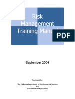 Risk Management for Training Materials.pdf