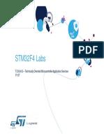 Stm32f4 Labs