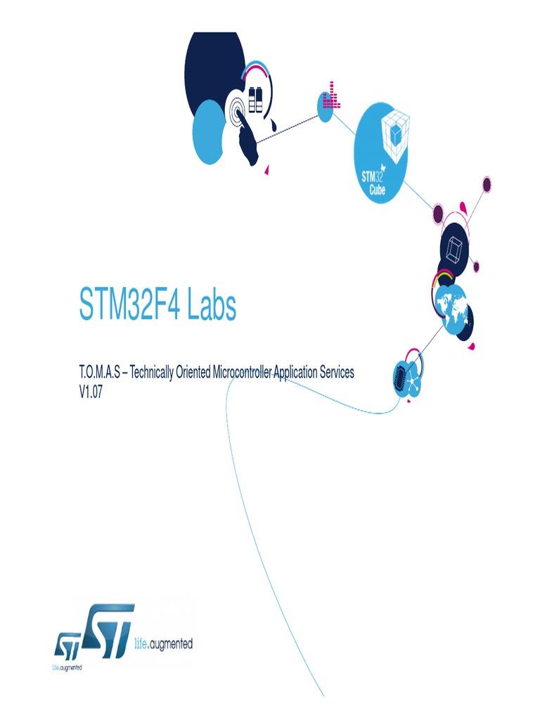 Stm32f4 Labs   Callback (Computer Programming)   Random Access Memory