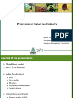 Indian Seed Industry