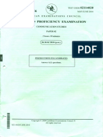 Cape Communication Studies 2010 paper 2