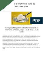 Alcalinidade a chave na cura do cancer e outras doenças _ Prosperar.pdf