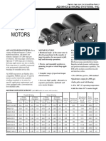 AM Series Step Motors