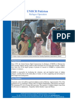 UNHCR Pakistan Refugee Operations Leaflet2
