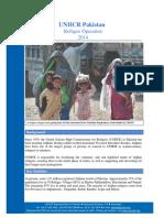 UNHCR Pakistan Refugee Operations Leaflet2